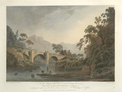 View of Roughty Bridge - Co. Kerry